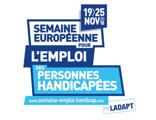 Semaine pour l'Emploi des Personnes Handicapées SEEPH 2018